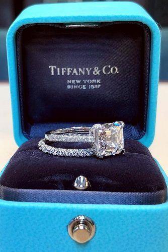 30 Brilliant Cushion Cut Engagement Rings #cushionengagementring