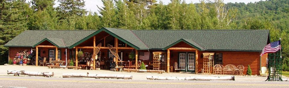 Adirondack Rustic Furniture Gallery, Keene, NY | Owls Head Mountain Rustic  Furniture. Http