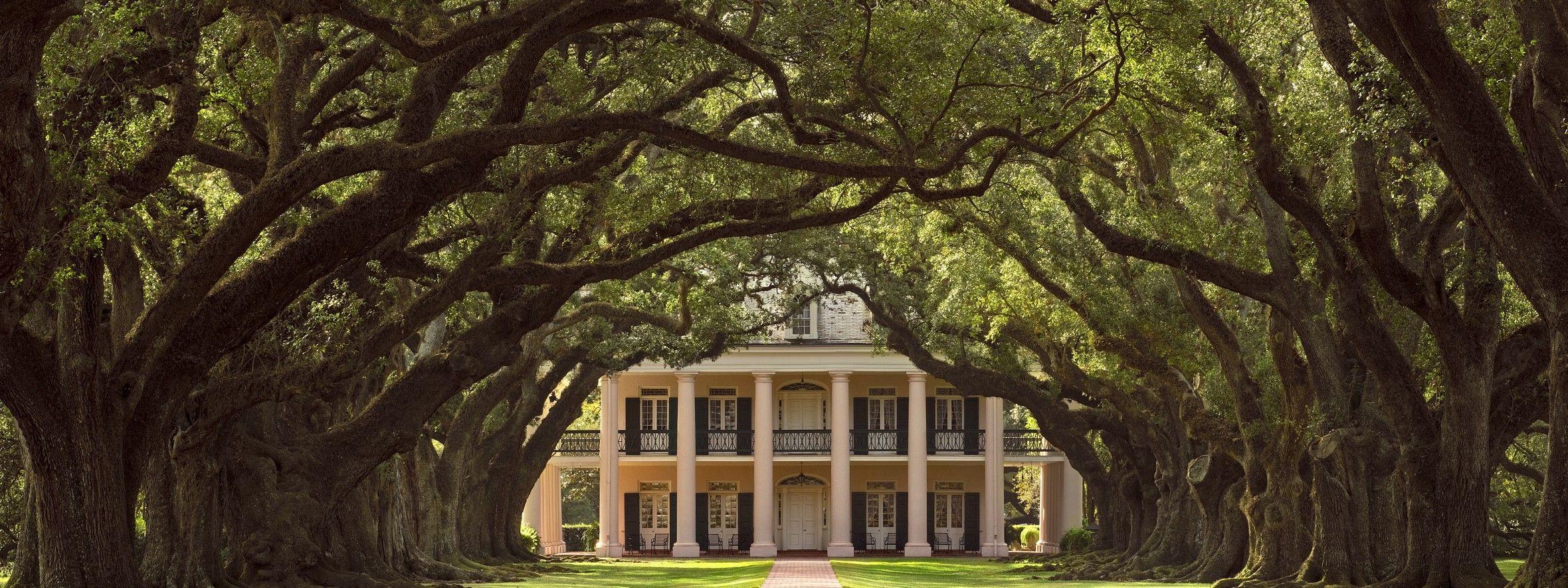 Oak Alley Plantation Antebellum Mansion, Historic Grounds