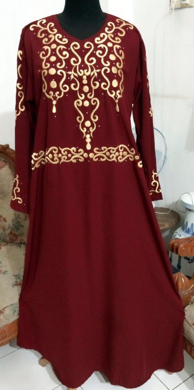 Model Gamis Terbaru Tanah Abang Abaya Saudi Supplier Model Baju