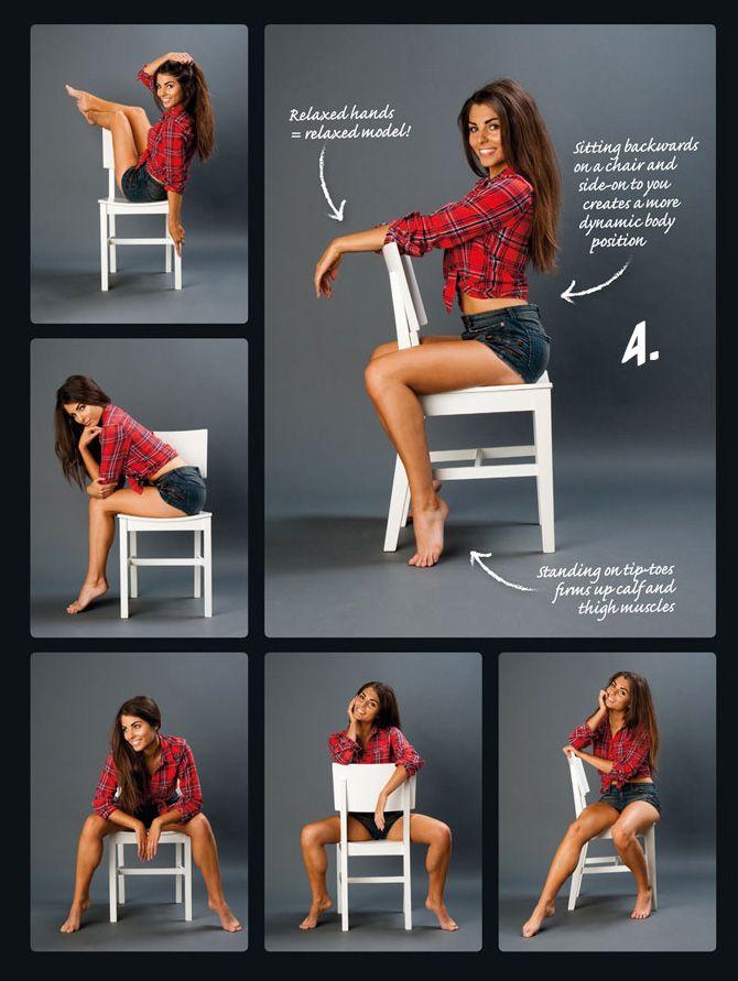 Как сфотографироваться эротические позы в картинках — 9