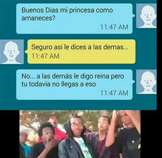 Pinches hombres xD