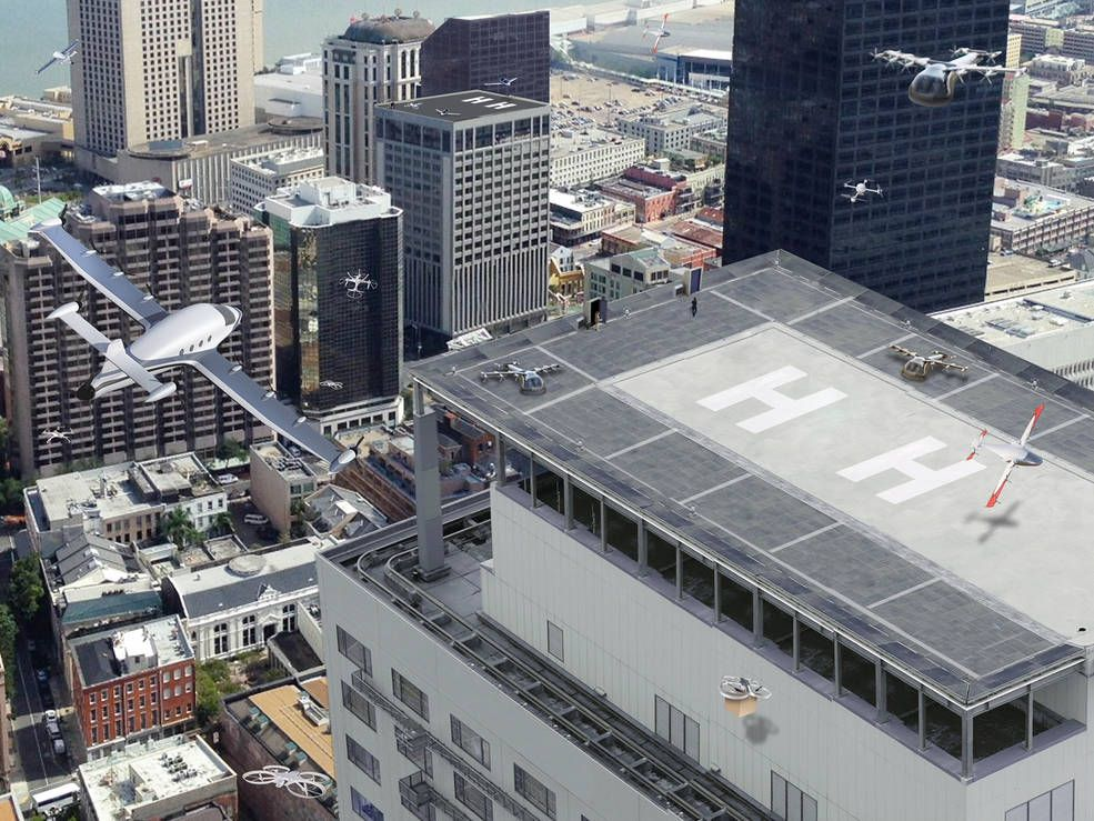 Urban Air Mobility (UAM) Market Opportunities and