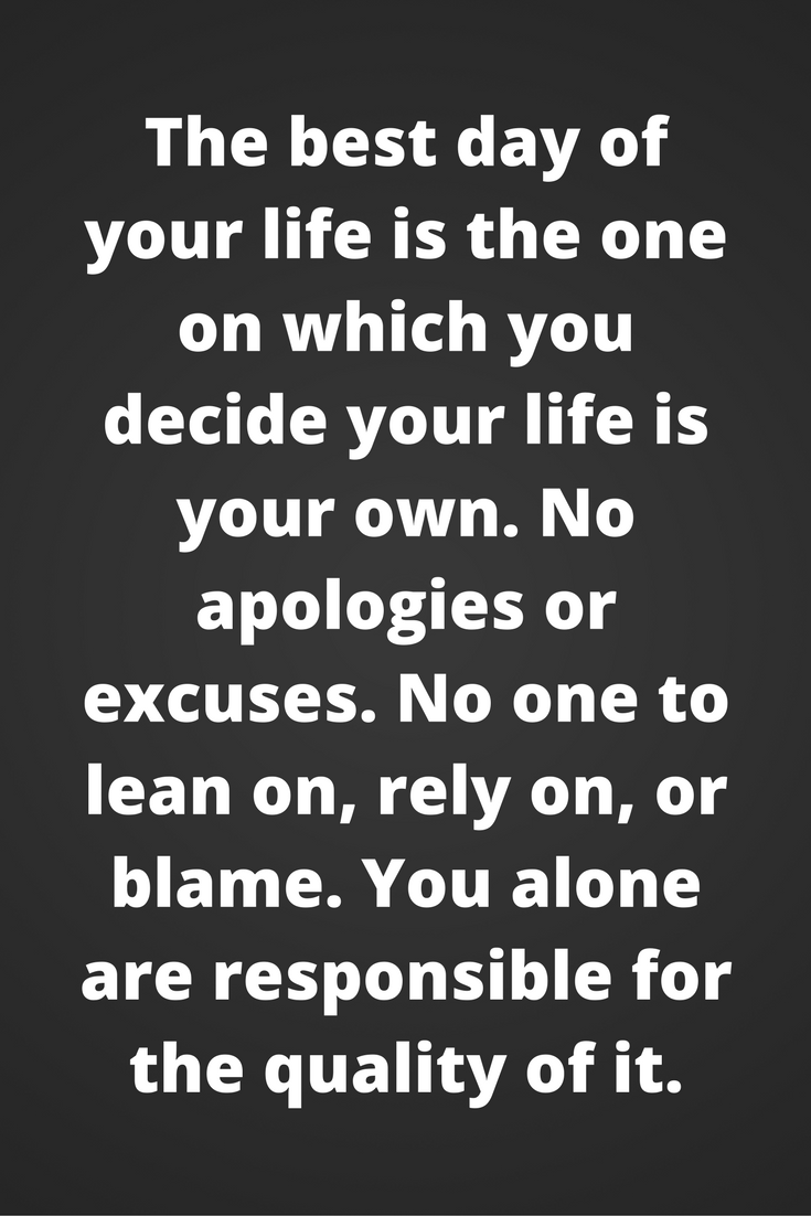Quotation About Self Control
