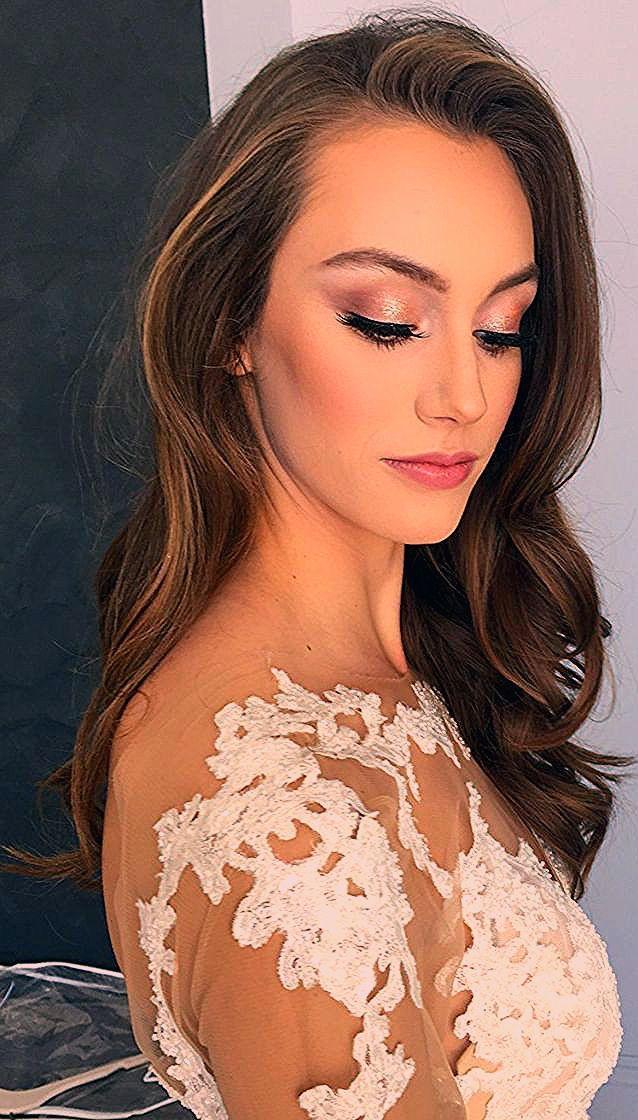 Photo of Mariage, idée d'inspiration maquillage mariée #weddingmakeup #bridemakeup #bridemakeup # …