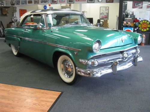 Ford Other Skyliner Classic Cars Trucks Classic Cars 1954 Ford