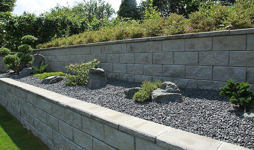 sten trädgård pris