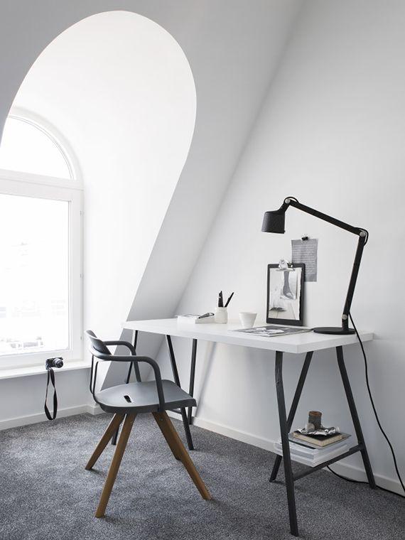 yiaitalp office guss design. Scandinavian Office. Simple Home Office C Yiaitalp Guss Design \