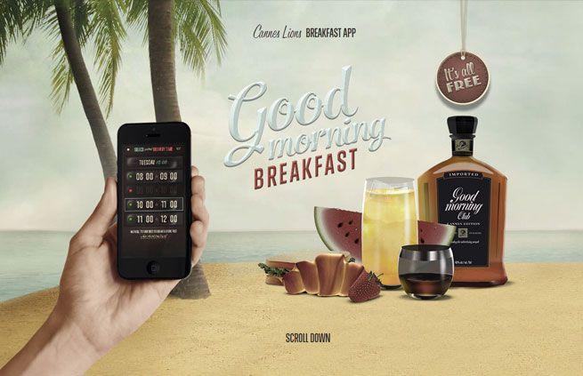 Good Morning Breakfast - Winner of the Day - 24 November 2013 http://www.csswinner.com/details/good-morning-breakfast/6192