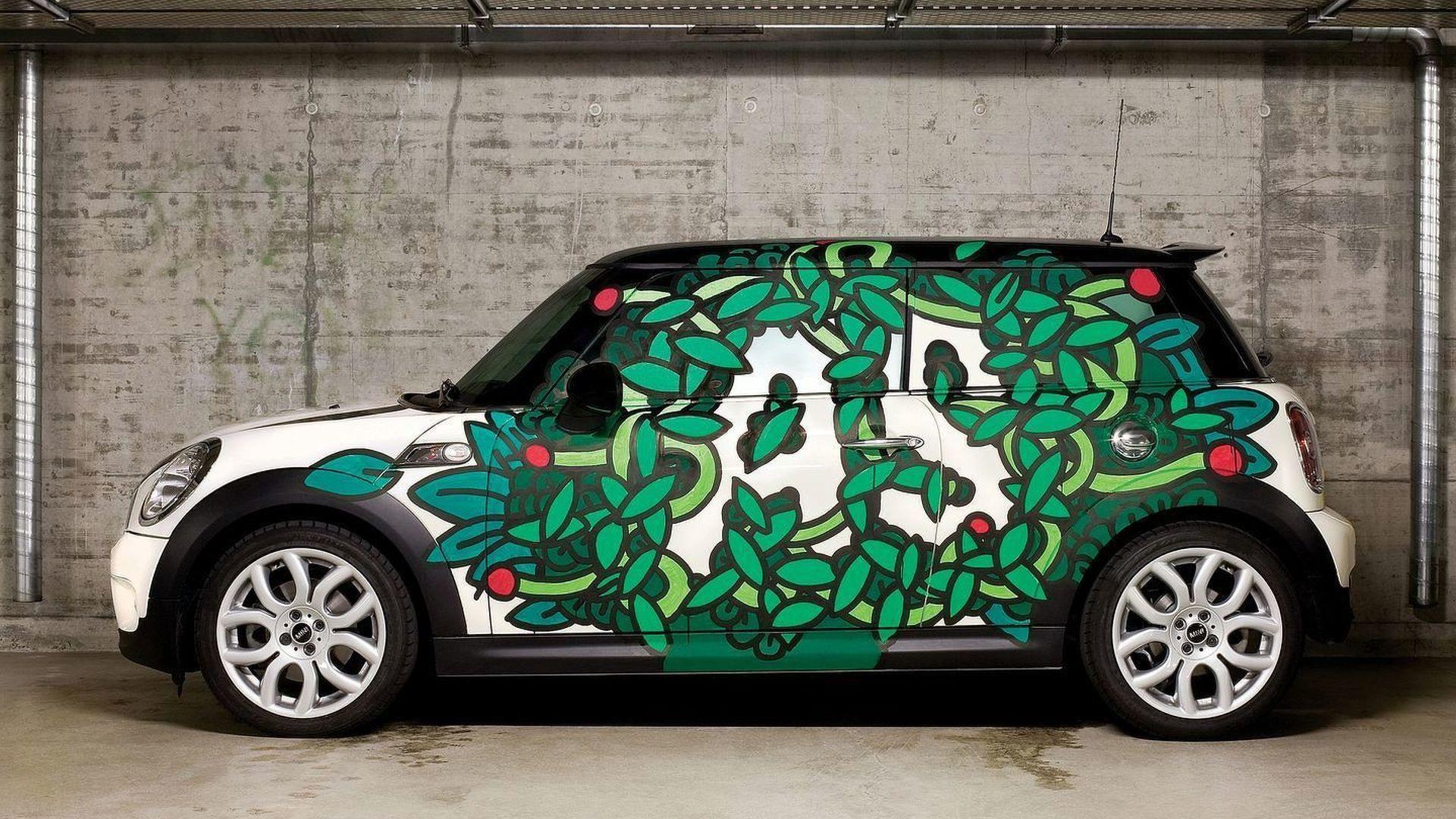 Project 'Wash Me' shows ten artists' interpretation of a ...