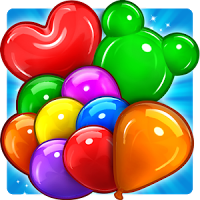 Balloon Paradise Free Match 3 Puzzle Game 3 4 8 Mod Apk Games Puzzle Money Games Ipad Games Balloons