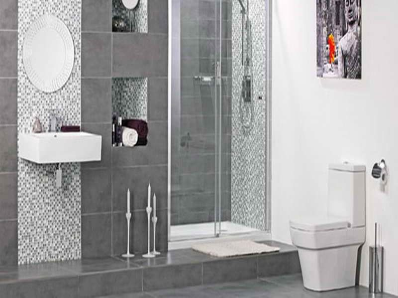 20 Refined Gray Bathroom Ideas Design And Remodel Pictures