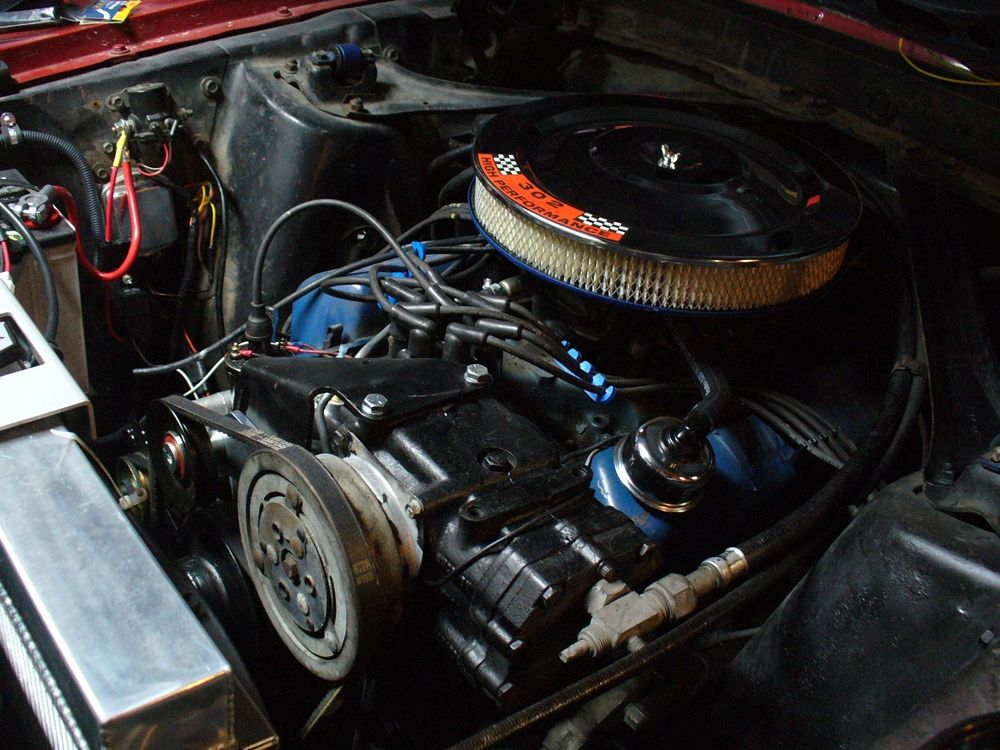 Ford 2100 Carb Question - Hot Rod Forum : Hotrodders