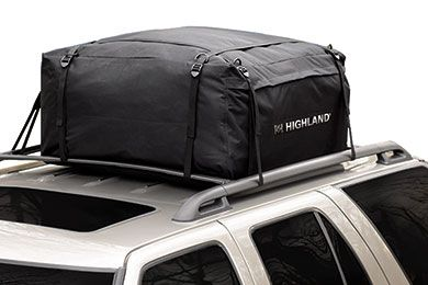 Highland Weather Resistant Roof Top Cargo Bag Best Price On High Land Waterproof Rack Bags For Cars Trucks Suvs