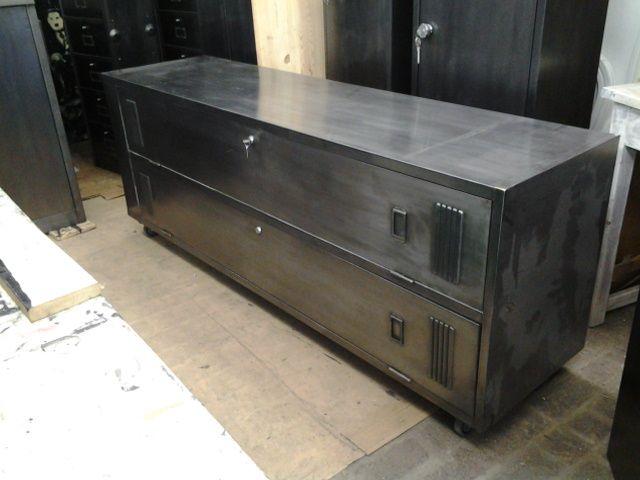 Favori Meuble TV double vestiaire dans meuble tv 20130602_191001-300x225  XH59