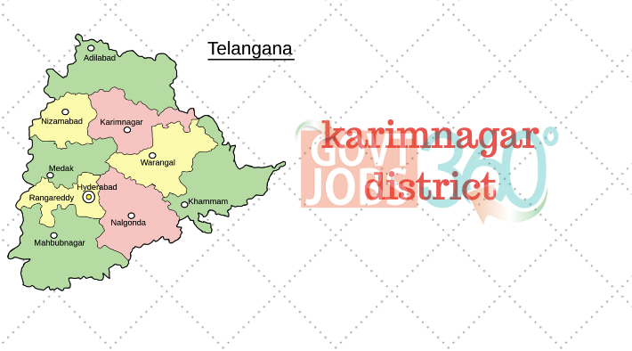 karimnagar district in telangana State