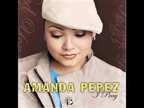 Amanda Perez God Send Me An Angel Remix With Images Amanda