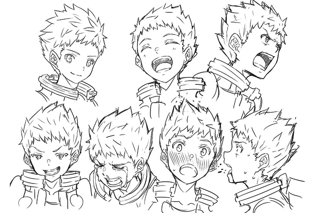 Rex Facial Expressions Pinterest Facial