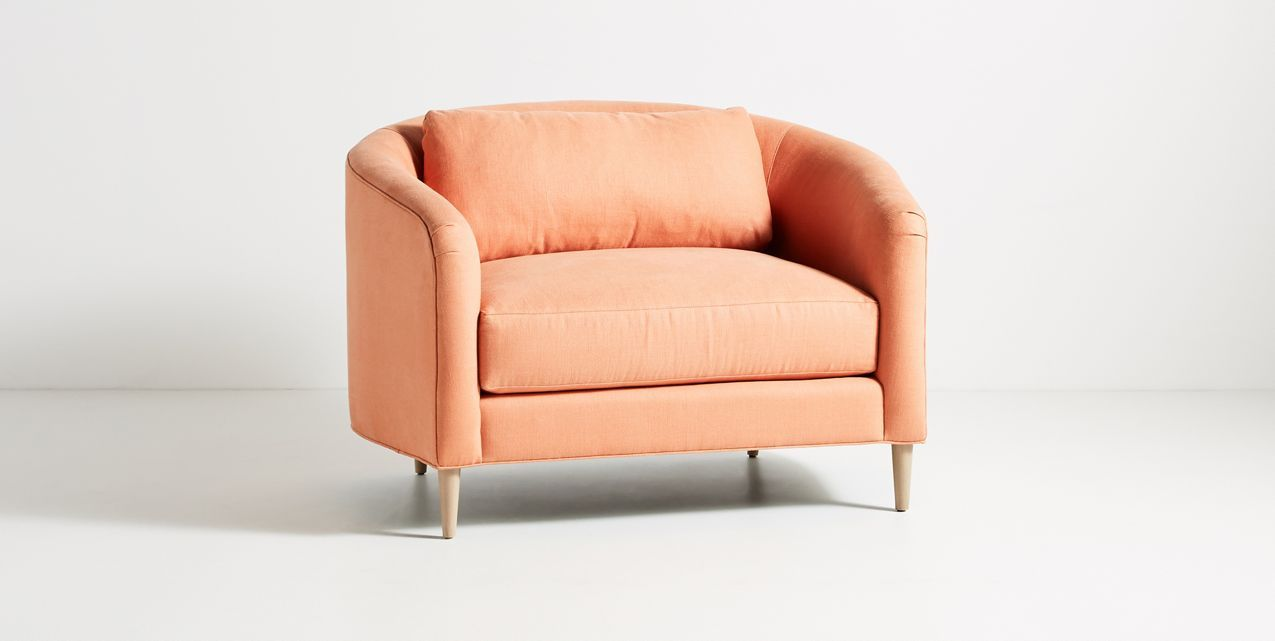 Corinne Chair And A Half Oversized Armchair
