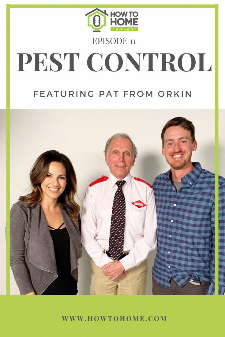 Pat Copps From Orkin Pest Control Joins Aaron And Tracy To Discuss All Things Creepy Crawly We Ll Talk About The Best Methods Of Pest Control Pest Control Supplies