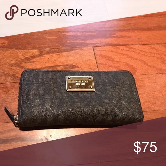 MK wallet Mk wallet, Wallet, Michael kors bag