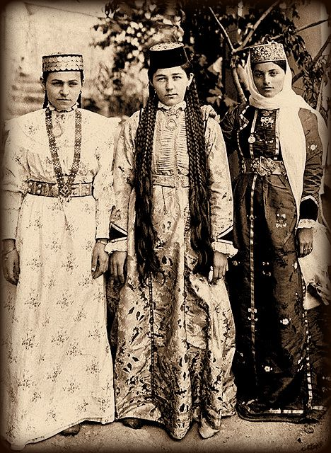 архивные старые фотографии татарского народа гандболистки начали