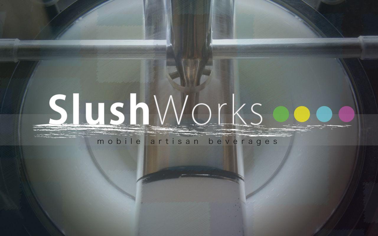 Slushworks slushie food truck slushies food truck plano