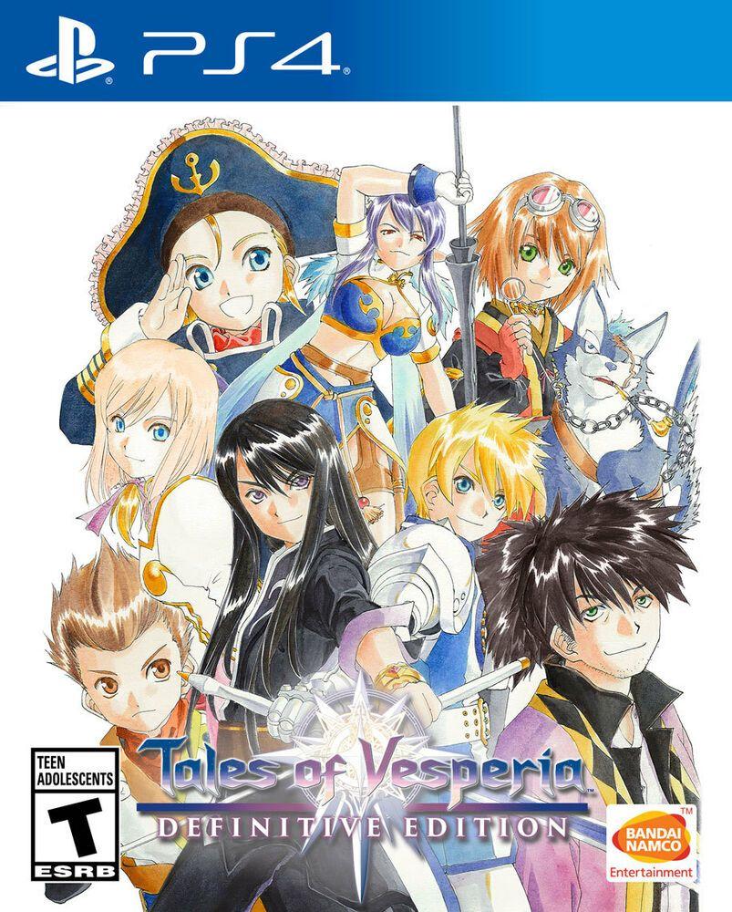 Tales of Vesperia Definitive Edition PlayStation 4/PS4