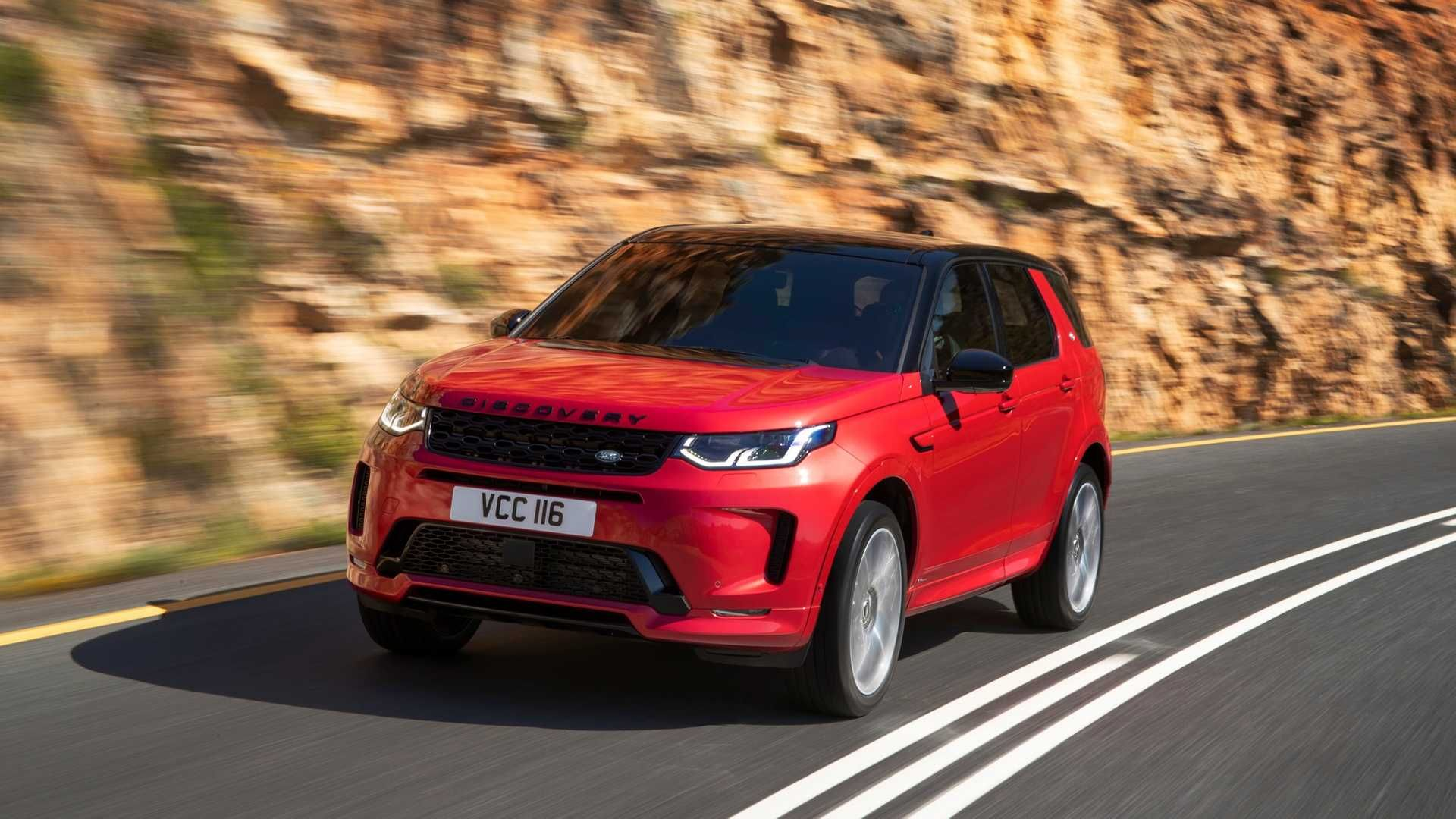 Allnew Land Rover Discovery Sport Land rover discovery