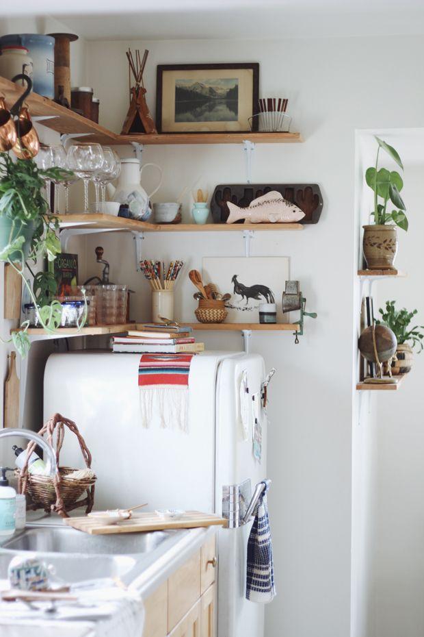 Pad Peek: Anna\'s Experimental Vintage Boho Home | Shabby, Porcelain ...