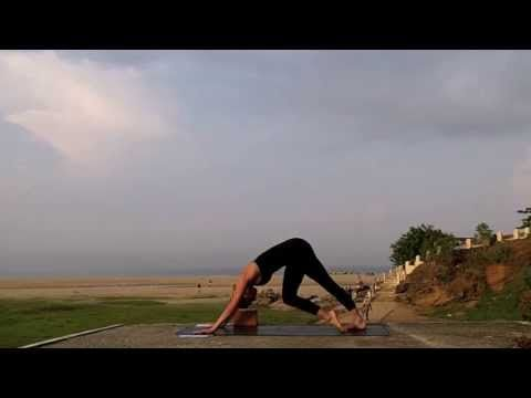 60 min Yoga Flow from my fav yogi @Katie Brauer