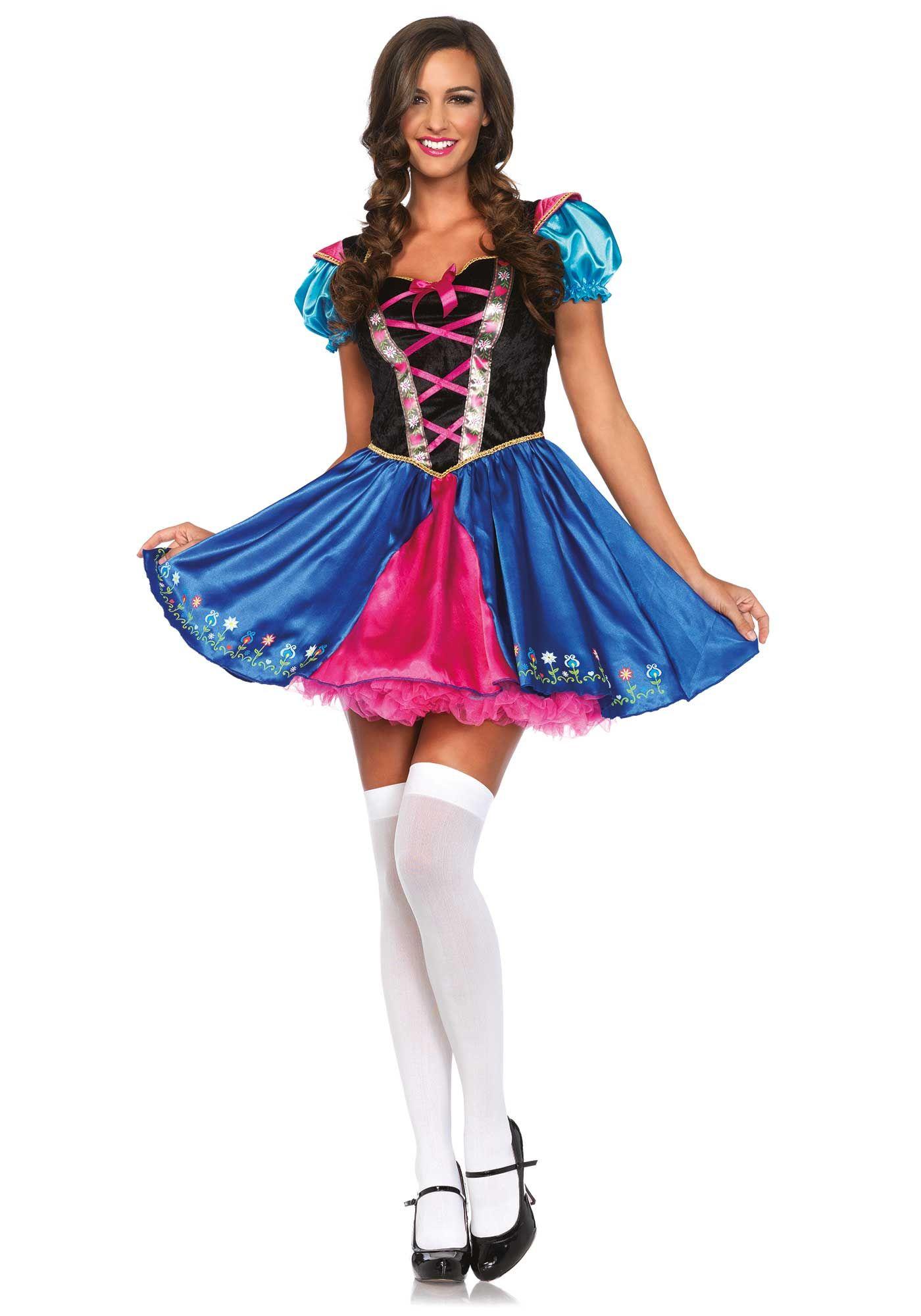 2d81ade69c7c Leg Avenue Alpine Princess Costume #Disney #Anna #Frozen   Yesss ...