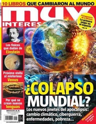 Muy Interesante Mexico - Mayo 2017 - PDF HQ