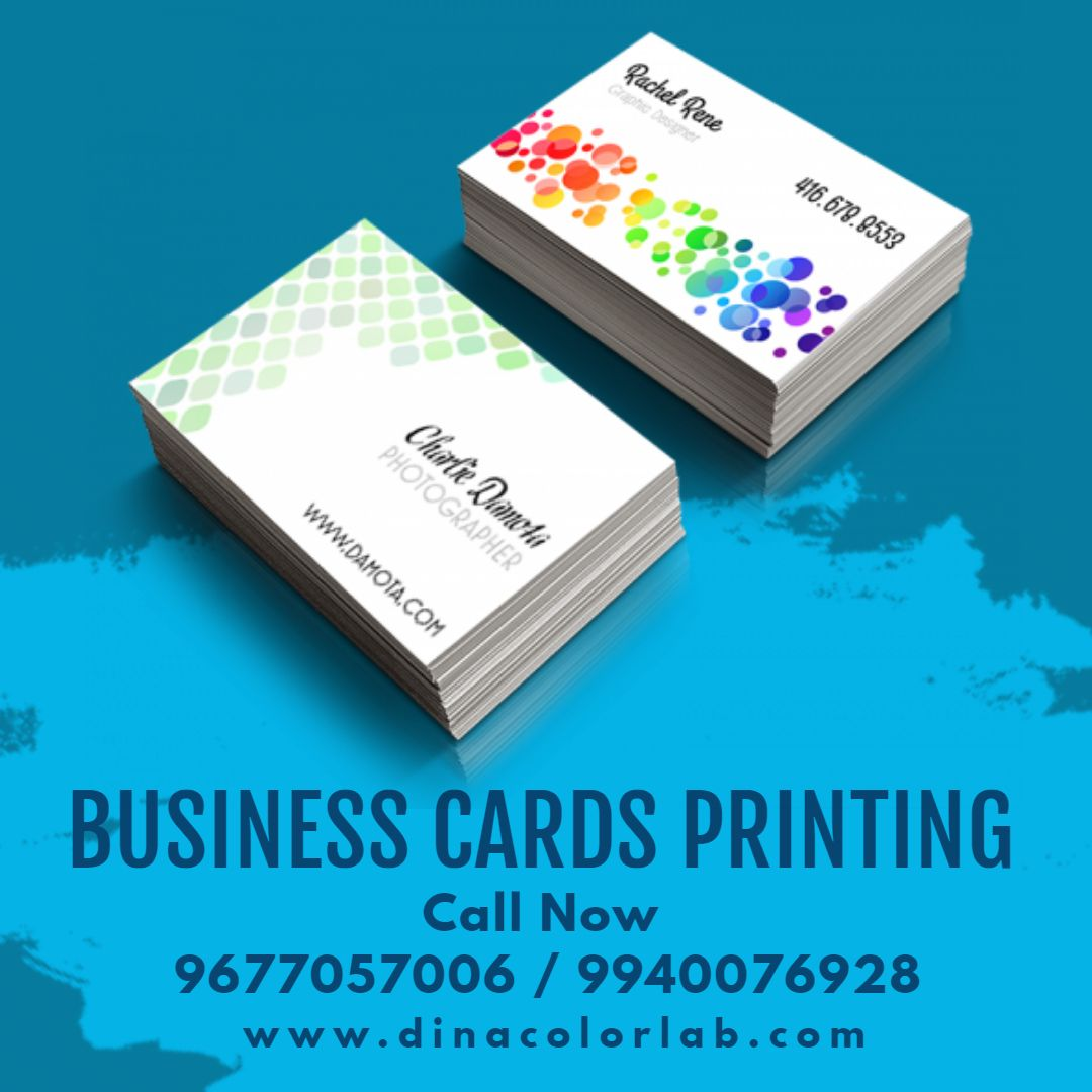 Online Printing Visiting Cards Coimbatore Printing Business Cards Printed Cards Visiting Card Printing