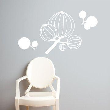 Fleurs White  by Atelier R. Bernier