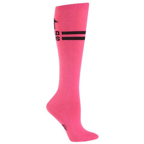 """""""Bad ass"""" mud run socks. Have these in black. Like pink"""