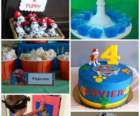 Super Simple Activities Bucket List For The Toddler Years Paw Patrol Birthday Puppy