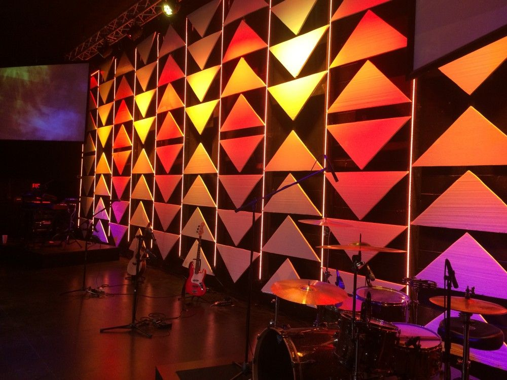 up or down from lighthouse church in panama city beach fl church stage design ideas more - Church Stage Design Ideas