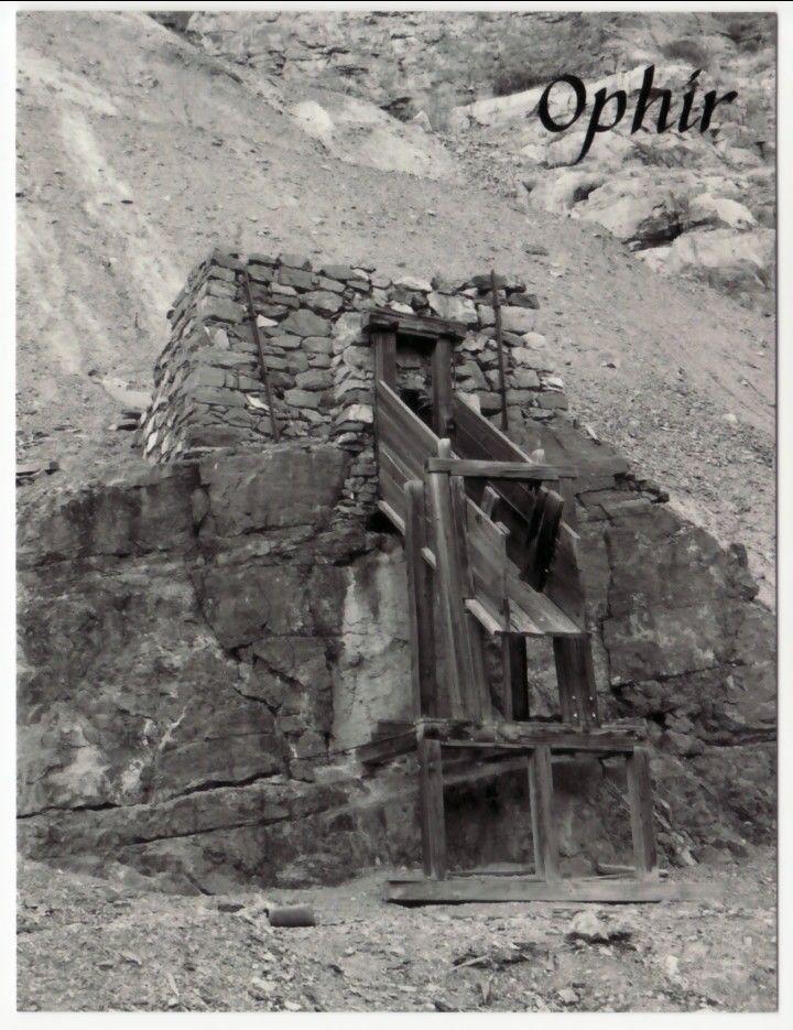 Silver City Utah - Western Mining History