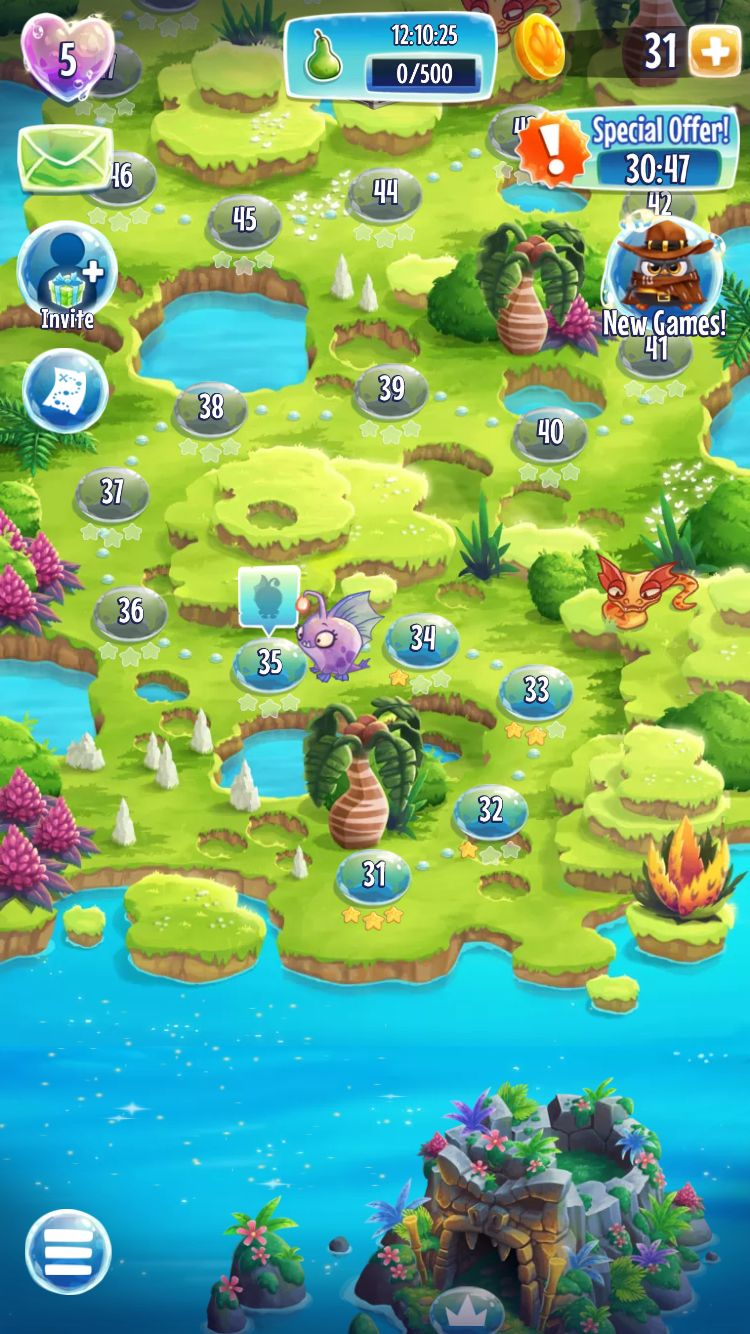 Pin by GAME DESIGN on Match 3 News games, Golf courses