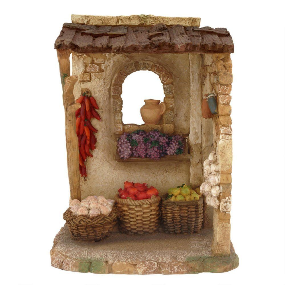 Fontanini produce shop home kitchen for Amazon figuras belen