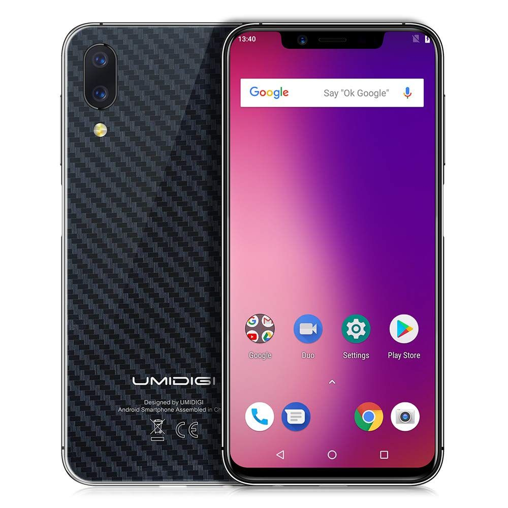 Umidigi One Global Version Moviles Libres Dual 4g Lte 5 9