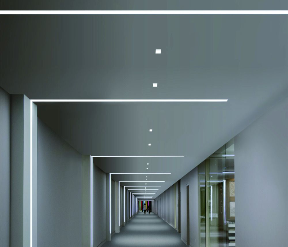 Top Level Quality Anodized Aluminium Profiles Recessed Linear Led ...