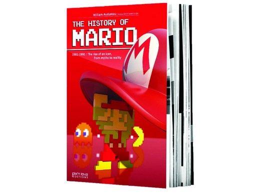 History of Mario Vol 1 1981-1991