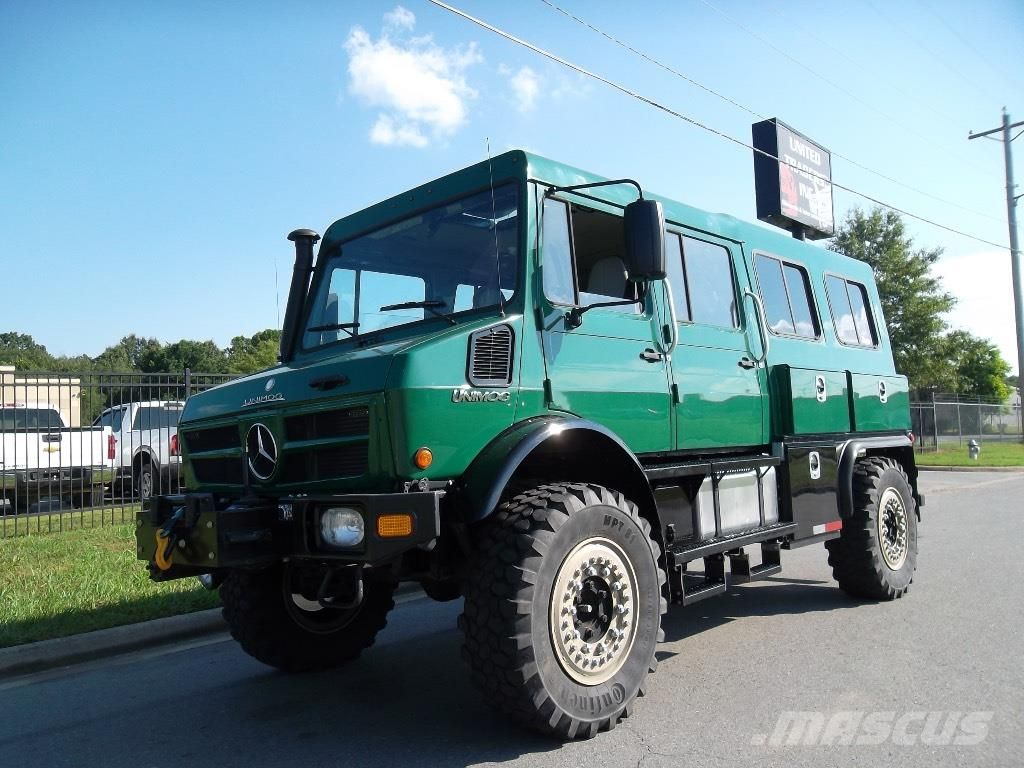 Unimog For Sale Usa >> Mercedes Benz Unimog U1550 Crew Cab 4x4 Global Expedition Systems