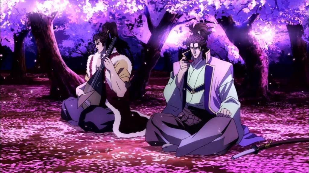 Top 20 Anime Featuring Samurai Samurai