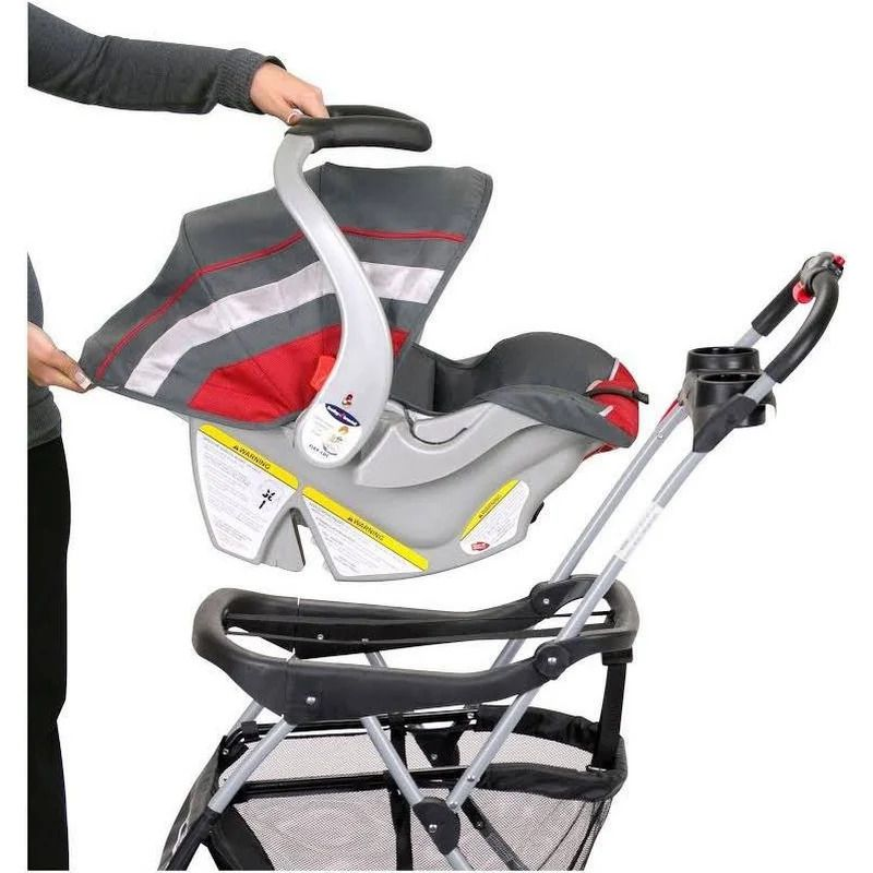 Baby Trend Stroller Snap N Go EX Universal Infant Car Seat