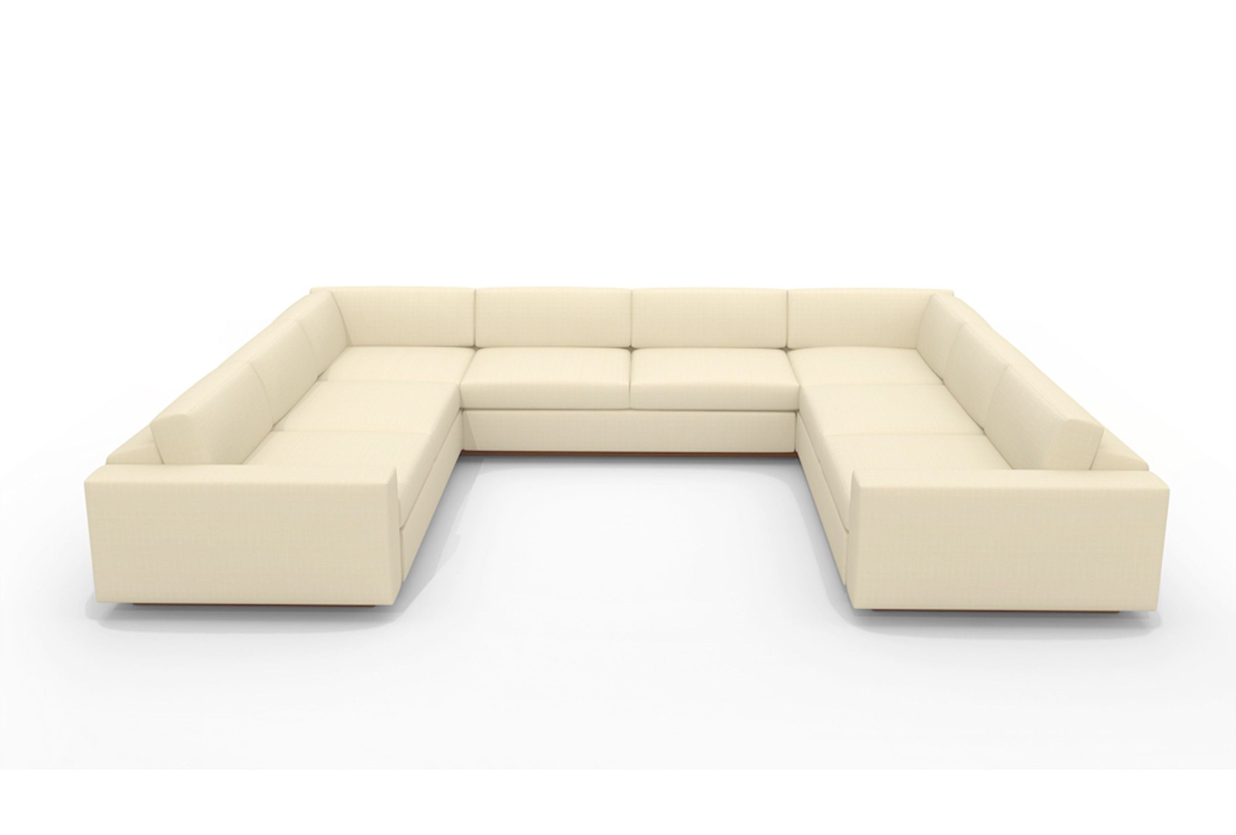 Jackson U Shaped Sectional Sofa Viesso In Marlow Bluebird U Shaped Sofa U Shaped Sectional U Shaped Sectional Sofa