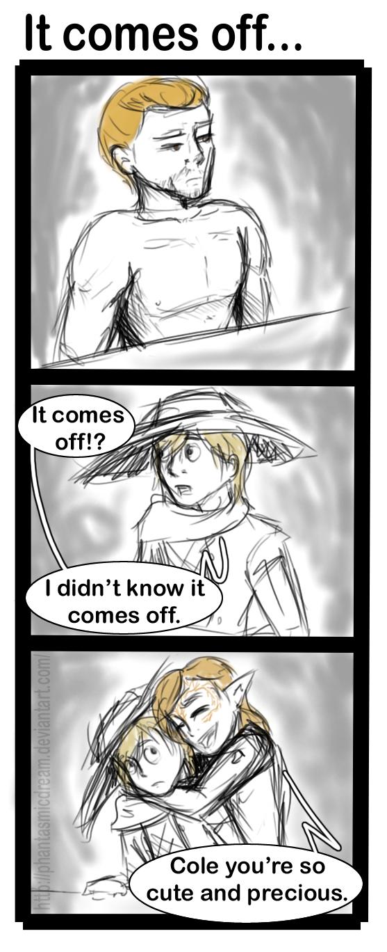 Fun Comic Of What Kinda Happened In Dragon Age