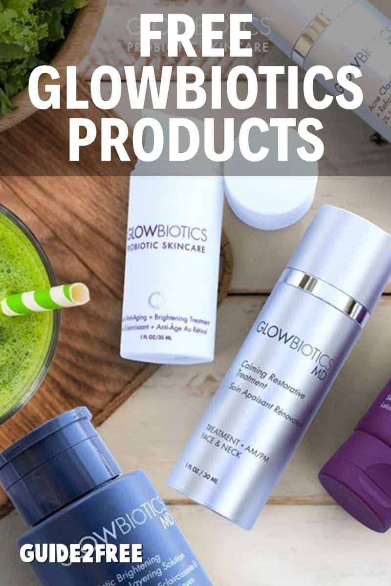 Free Glowbiotics Probiotic Skincare Products In 2020 Skin Care Free Free Beauty Samples